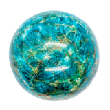 Blue Apatite Sphere (Choose Yours) Sphere - Hekatos Healing Crystals and Spirituality Supplies