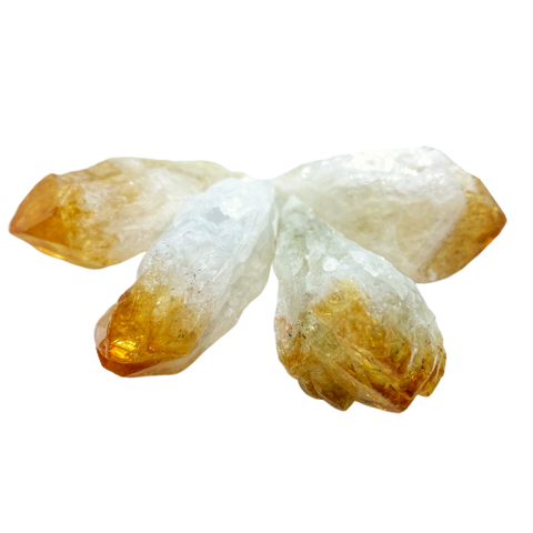 Citrine Point Crystal Point - Hekatos Healing Crystals and Spirituality Supplies