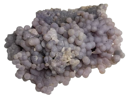 Grape Agate (Particular Piece) Crystal Cluster - Hekatos Healing Crystals and Spirituality Supplies