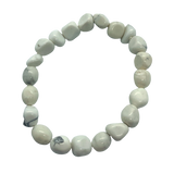 Howlite Bracelet Bracelet - Hekatos Healing Crystals and Spirituality Supplies