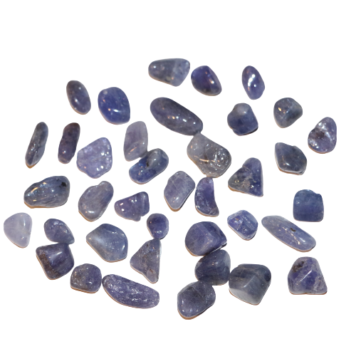 Tanzanite Tumbled Crystal (Mini)