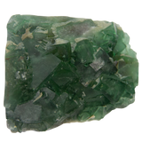 Fluorite Cluster (Particular Piece) Crystal Cluster - Hekatos Healing Crystals and Spirituality Supplies