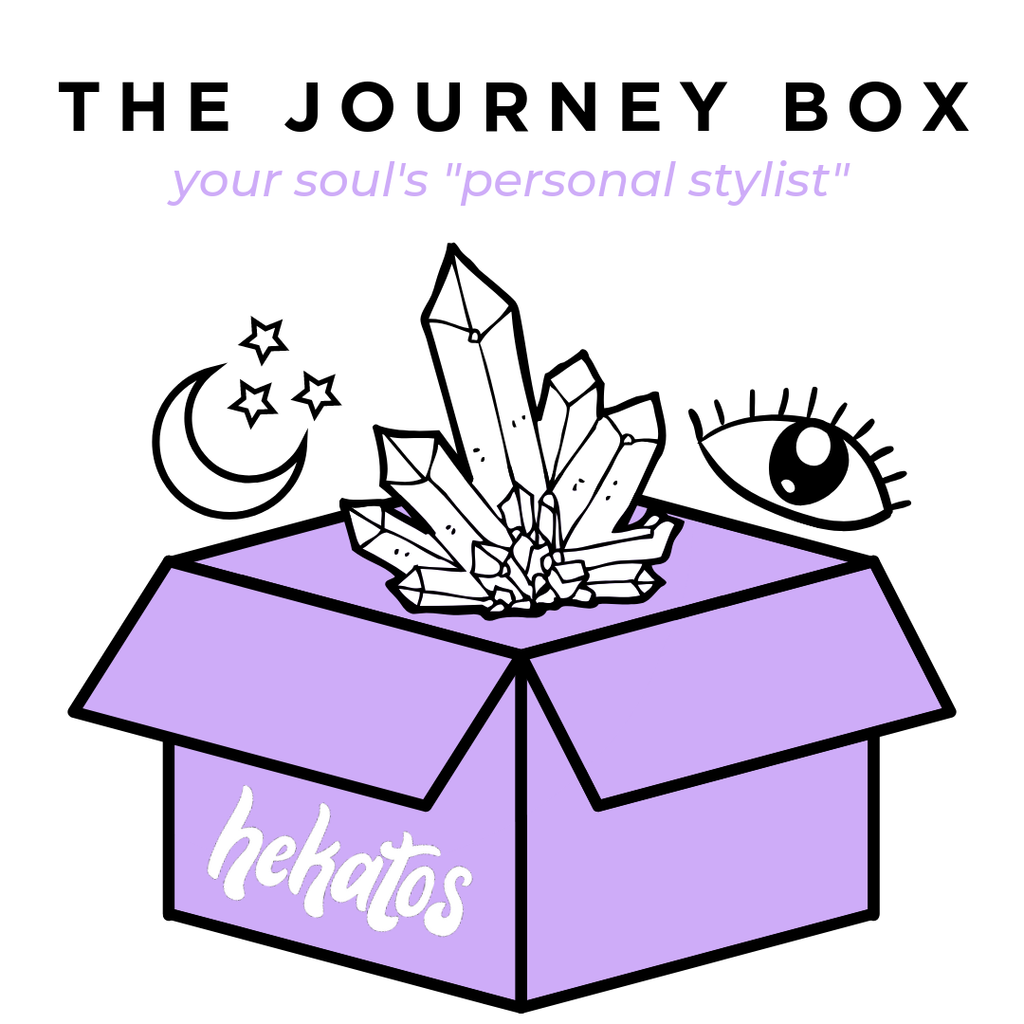 The Celestial Journey Box Journey Box - Hekatos Healing Crystals and Spirituality Supplies