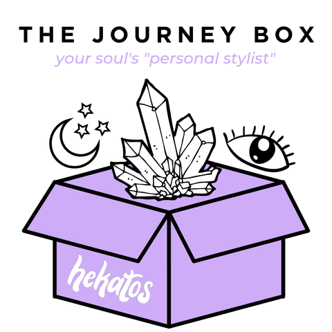The Seedling Journey Box Journey Box - Hekatos Healing Crystals and Spirituality Supplies