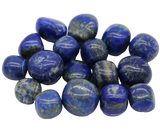 Lapis Lazuli Tumbled Crystal Tumbled Crystal - Hekatos Healing Crystals and Spirituality Supplies