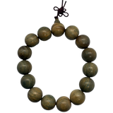 Palo Santo Mala Prayer Bracelet Bracelet - Hekatos Healing Crystals and Spirituality Supplies