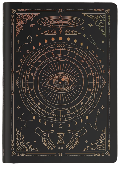 2020 Astrological Planner by Magic of I Book - Hekatos Healing Crystals and Spirituality Supplies