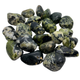 Serpentine Tumbled Crystal Tumbled Crystal - Hekatos Healing Crystals and Spirituality Supplies