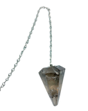 Smoky Quartz Pendulum Pendulum - Hekatos Healing Crystals and Spirituality Supplies