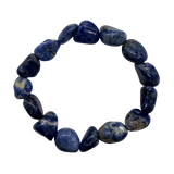 Sodalite Bracelet Bracelet - Hekatos Healing Crystals and Spirituality Supplies