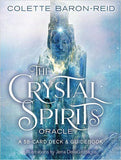 The Crystal Spirits Oracle Deck Oracle Deck - Hekatos Healing Crystals and Spirituality Supplies