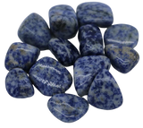 Dumortierite Tumbled Crystal Tumbled Crystal - Hekatos Healing Crystals and Spirituality Supplies
