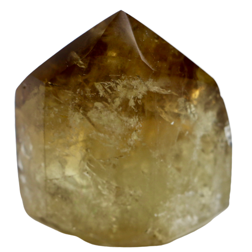 Dark Citrine Point Generator Generator - Hekatos Healing Crystals and Spirituality Supplies