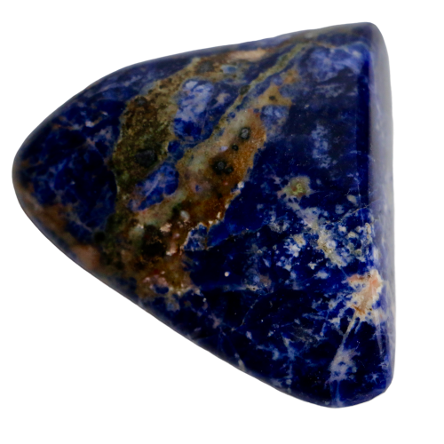 Sodalite Freeform Crystal Freeform - Hekatos Healing Crystals and Spirituality Supplies