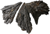 Black Kyanite Blades Raw Crystal - Hekatos Healing Crystals and Spirituality Supplies