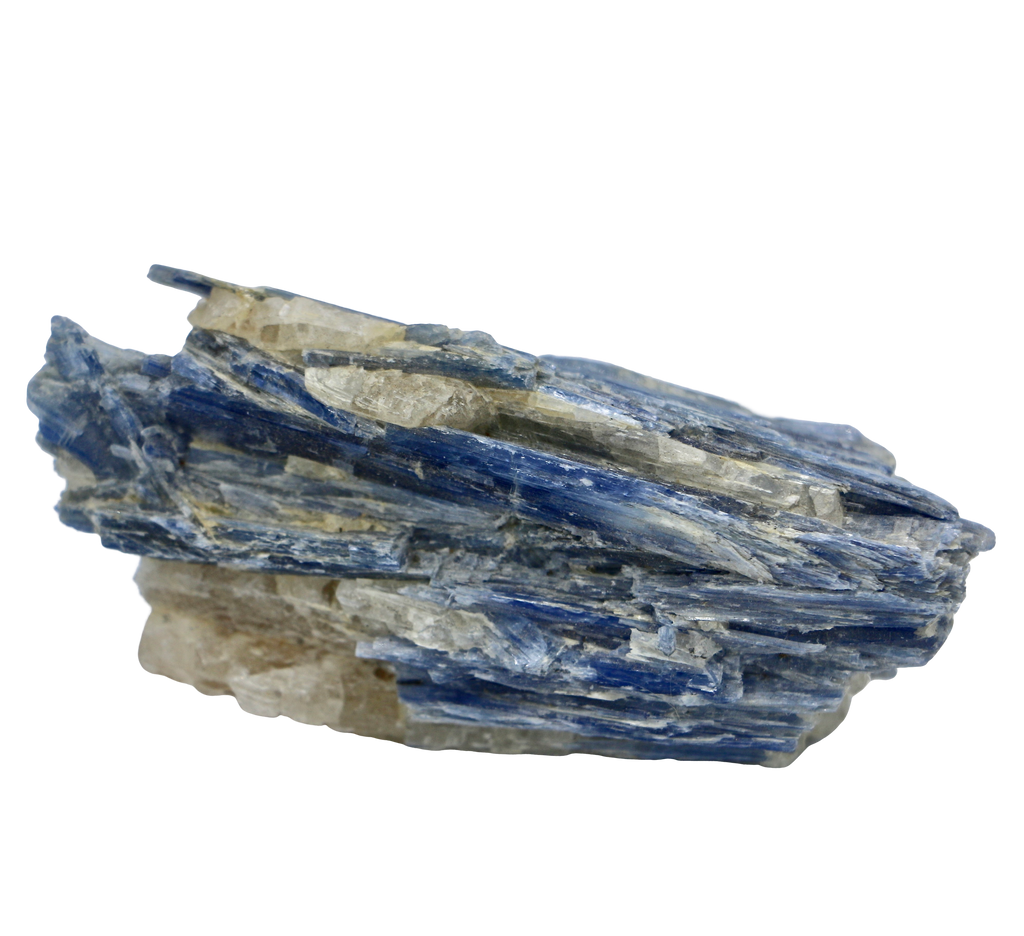 Blue Kyanite on Matrix (Choose Yours) Crystal Specimen - Hekatos Healing Crystals and Spirituality Supplies