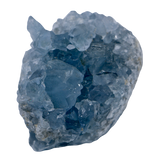 Celestite Cluster Crystal Cluster - Hekatos Healing Crystals and Spirituality Supplies