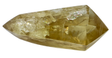 Citrine Double-Terminated Point (Particular Piece) Crystal Wand - Hekatos Healing Crystals and Spirituality Supplies