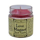 Love Magnet Candle Candle - Hekatos Healing Crystals and Spirituality Supplies