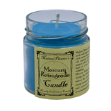 Mercury Retrograde Candle Candle - Hekatos Healing Crystals and Spirituality Supplies