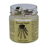 Second Sight Candle Candle - Hekatos Healing Crystals and Spirituality Supplies