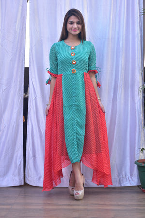 High Low Kurti !! Signature Kesavi