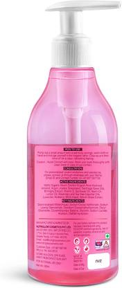 NutriGlow Natural's English Rose Shower Gel _300 ML