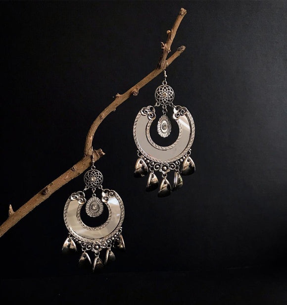 Simple oxidized Earrings