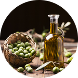 Huile d'olives extra vierge bio