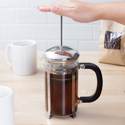 Stainless Steel French Press (20 oz)