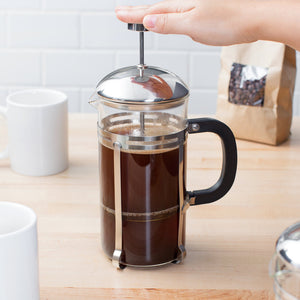Stainless Steel French Press (33 oz)