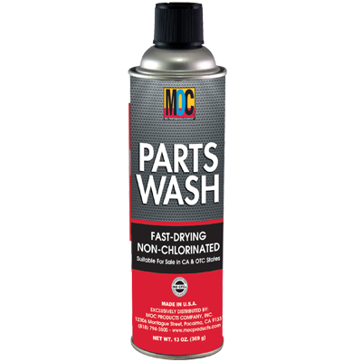 MOC PARTS WASH 13OZ