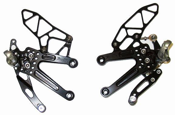 Attack Performance Rearsets Yamaha YZF-R1 2004 - 2006