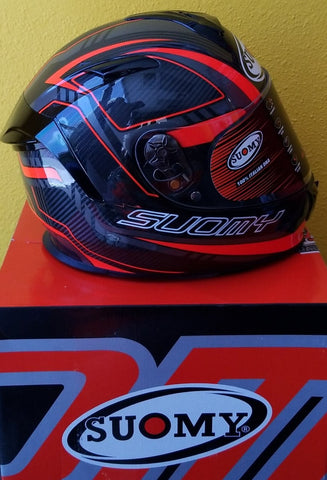 Suomy SR Sport Carbon Red