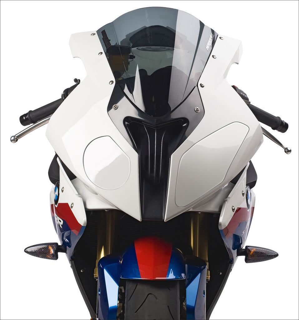 BMW S1000RR (10-14') Headlight Covers - Unpainted