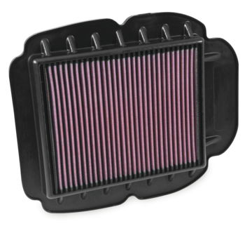K&N HYOSUNG GT650R 10-13 AIR FILTER