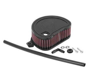 K&N YAMAHA XV1700 ROAD STAR SILVERADO 04-14 AIR FILTER