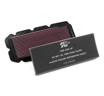 K&N HONDA GL1500C VALKYRIE 97-03 AIR FILTER