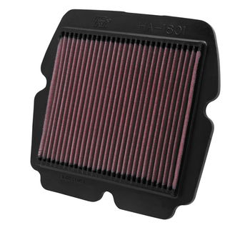 K&N HONDA GL1800 GOLD WING 01-16 AIR FILTER
