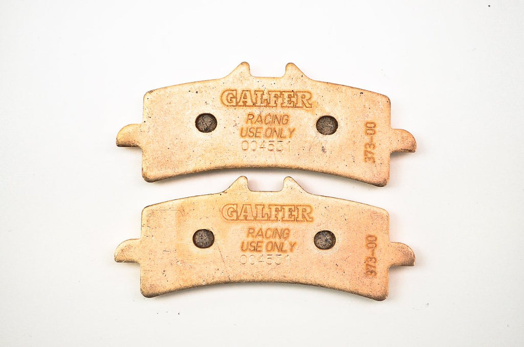 GALFER SUZUKI GSXR 1000 FRONT BRAKE PADS 2012 - 2017 Ceramic Race Compound