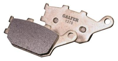GALFER HONDA VT 600 C SHADOW 1988 - 1993 FRONT BRAKE PADS HH Sintered Compound