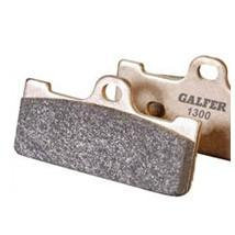 Galfer Kawasaki ZX - 6R 2013 - 2017 Ceramic Race Compound Front Brake Pads