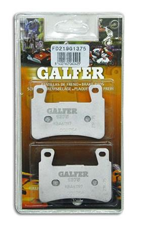 Galfer Kawasaki ZX - 6R ABS 2013 - 2017 HH Sintered Ceramic Compound Front Brake Pads
