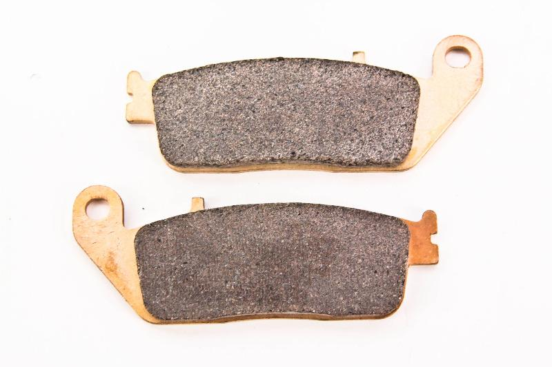 GALFER HONDA VT 600 C SHADOW 1994 - 2007 FRONT BRAKE PADS HH Sintered Ceramic Compound