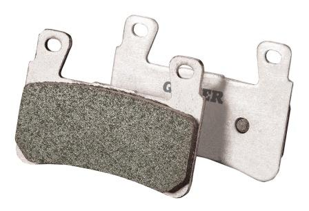 Galfer Honda CBR1000RR 2004 - 2016 HH Sintered Ceramic Compound Front Brake Pads