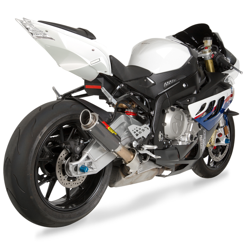 BMW S1000RR (10-11') HBR ABS Undertail w/ Built in LED Signals - Thunder Grey (91)