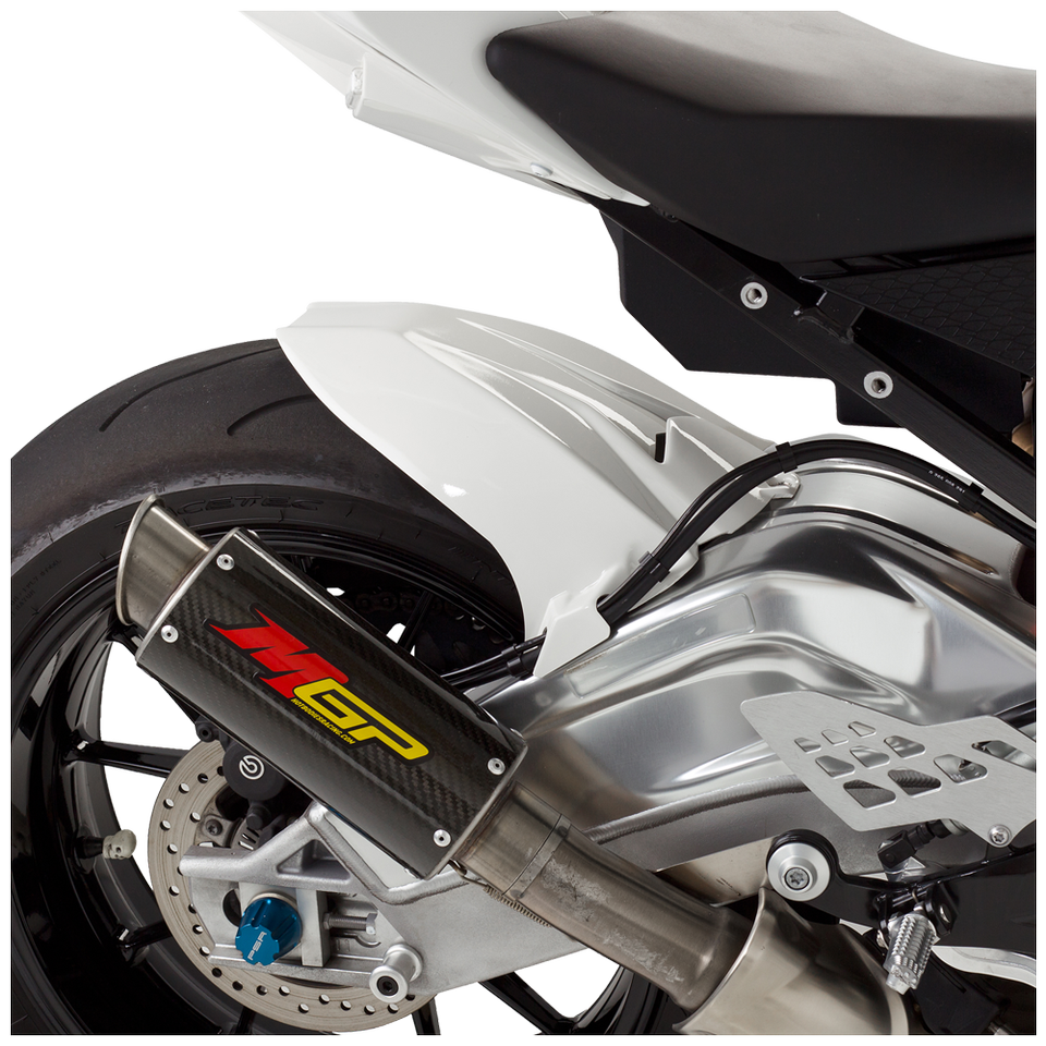 BMW S1000RR (15-18') ABS Rear Tire Hugger - Light-White (200)