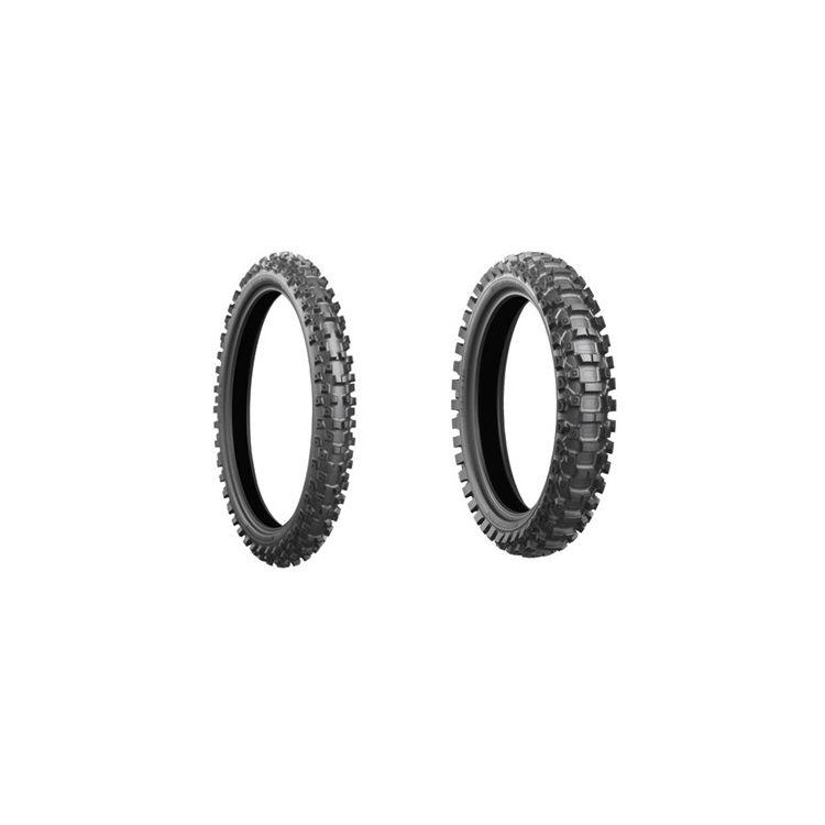 Bridgestone BattleCross X20 Tire 100/90-19