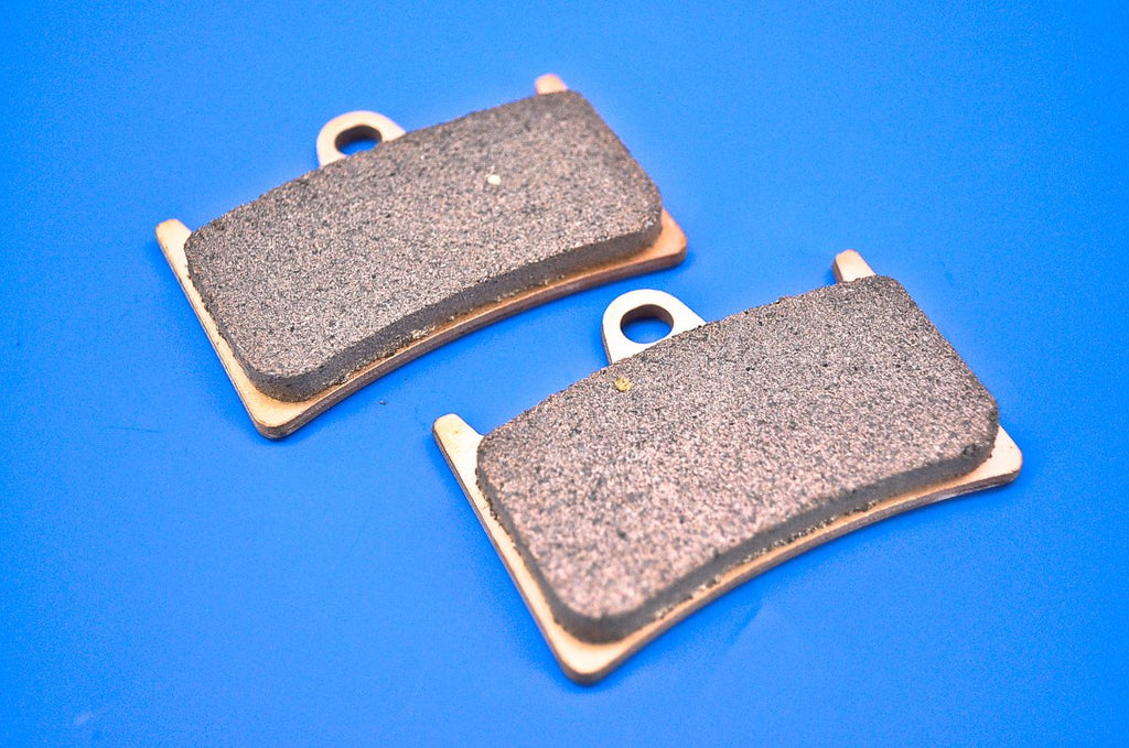 GALFER YAMAHA YZF R 6 S 2006 - 2009 FRONT BRAKE PADS HH Sintered Ceramic Compound