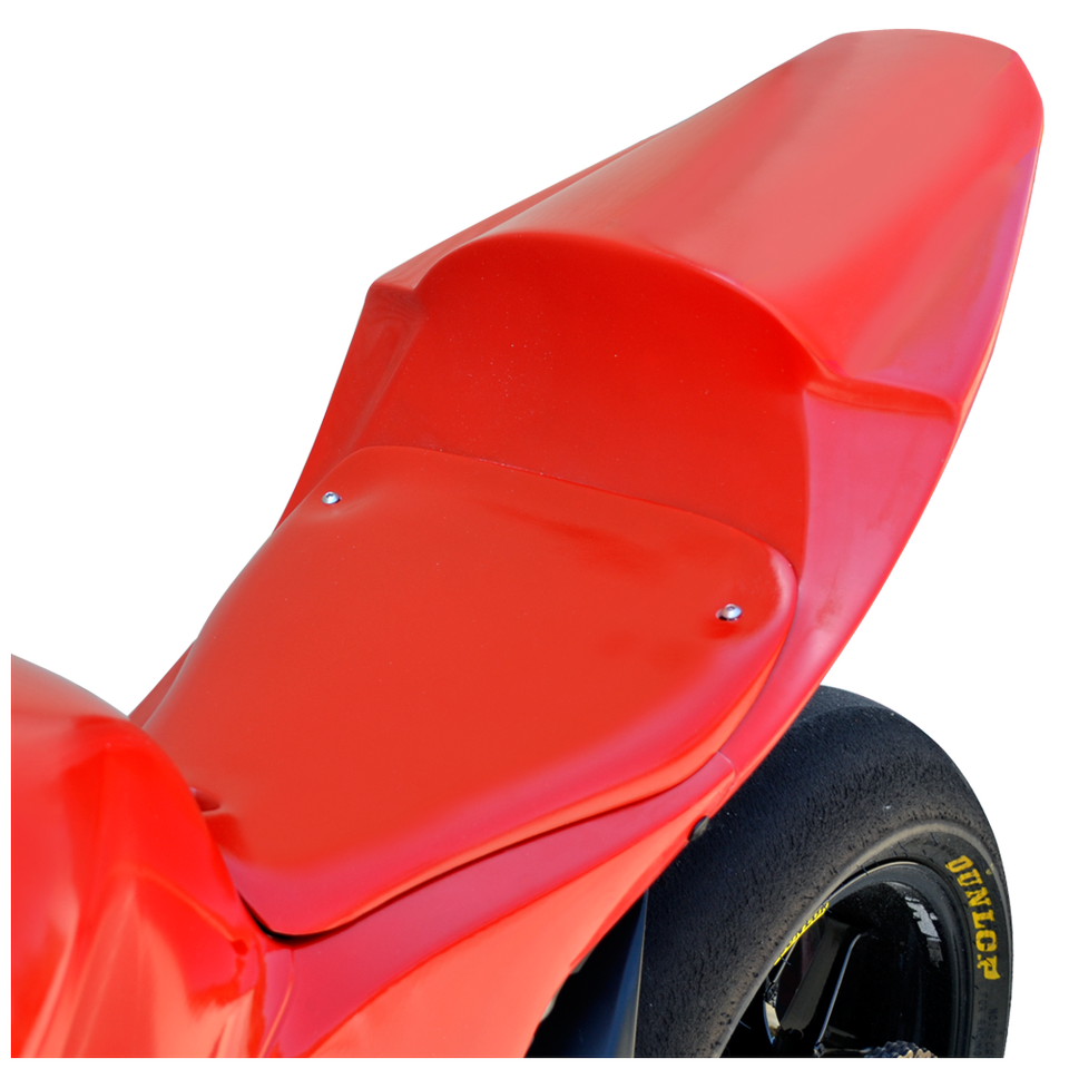 HONDA CBR600RR (13-18') Fiberglass Race Bodywork Tail Section - RED